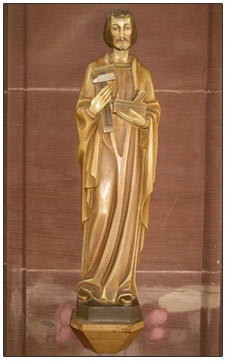 St Joseph's Statue